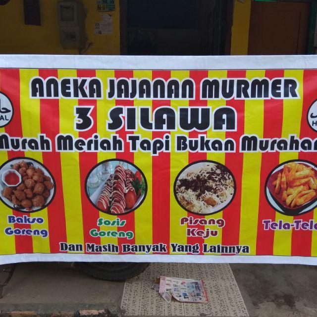 Desain Spanduk Takoyaki - desain spanduk kreatif