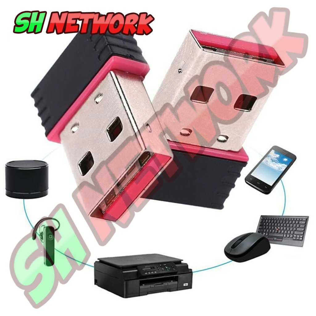 D Link Dwa 171 Wireless Lan Usb 20 Mini Network Adapter Shopee Dongle Adaptor Wifi 80211n  Baru Indonesia