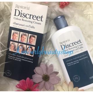 Penutup Uban Restoria Discreet 250ml Original Thailand Bestseller