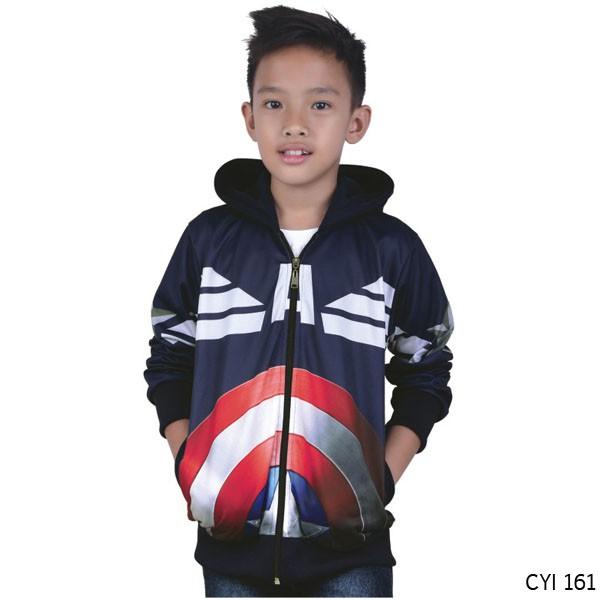 Jaket Anak Laki - Laki Catenzo Junior CYI 161