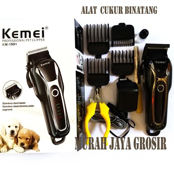 Kemei alat cukur rambut bisa charger untuk anak2 dan dewasa km-3006 ... 1da732d95d