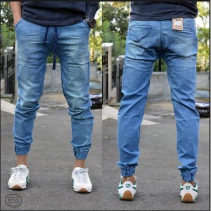 98+  Celana Jeans Jogger Pria Terlihat Keren Gratis