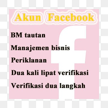 FB account Akun Facebook Verified untuk Ads dan Bisnis Manager dua kali lipat verifikasi BM tautan