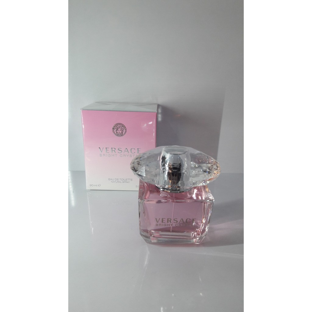 Versace Bright Crystal Absolu For Women Edp 90ml Shopee Indonesia