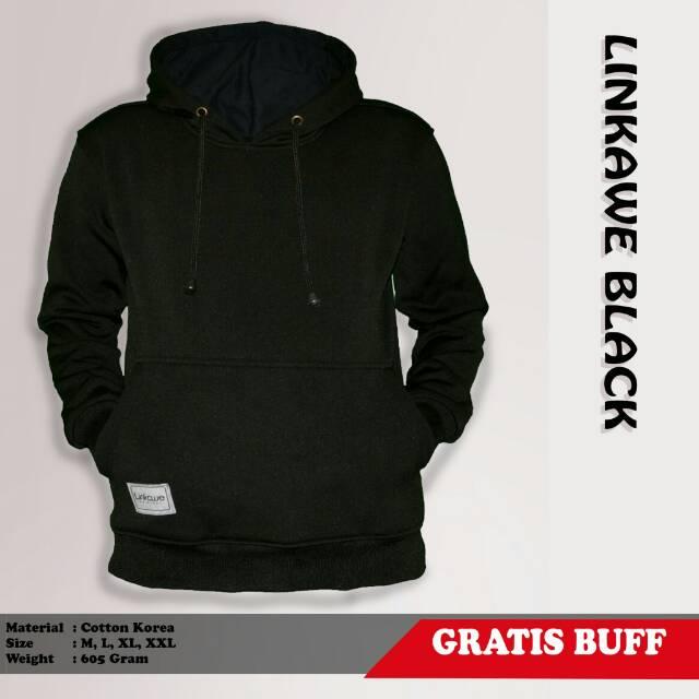 NEW Sweater Original Linkawe - Cotton fleece korea size M L XL XXL | Shopee Indonesia