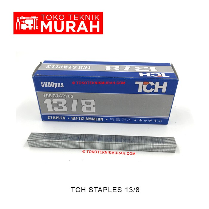 Isi Staples Tembak Aldo 8 mm Stapler Gun Staple Tacker | Shopee Indonesia