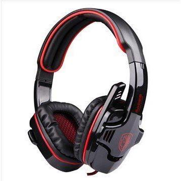Headset Gaming Sades SA-901 USB 7.1 Sound