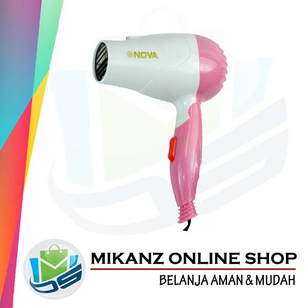 Type N-1290 Foldable Hair Dryer   Hairdrayer Nova   Hairdryer Muxindo    Alat Pengering Rambut  e449bf568e
