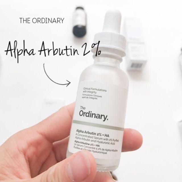 The Ordinary Alpha Arbutin 2 Ha Pilih Ukuran Shopee Indonesia