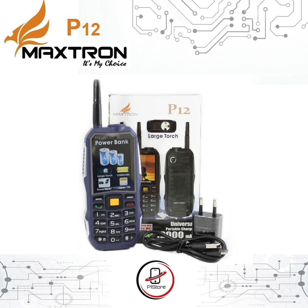Maxtron C15 New 12000mah Dual Sim Black5 Update Harga Terkini Dan New7a Smartphone