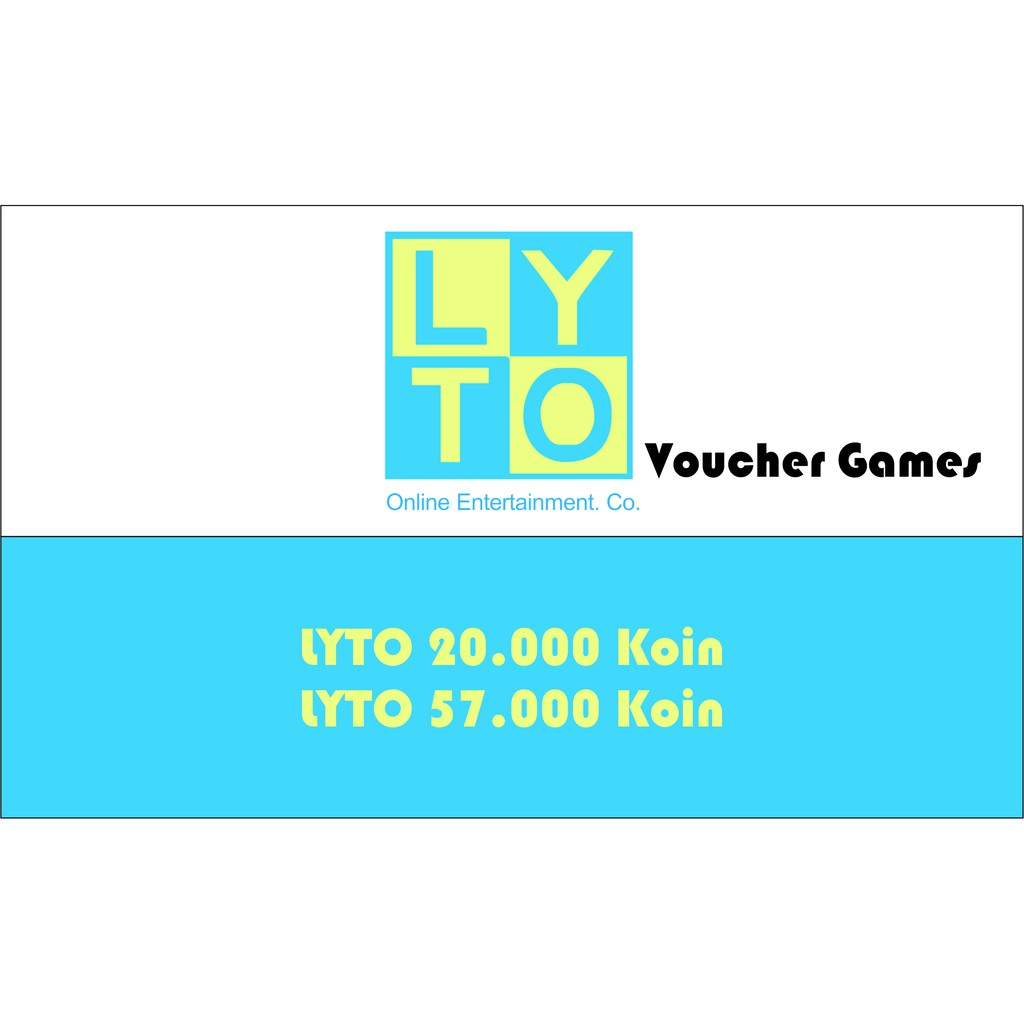 Lyto Credits 175000 500000 Shopee Indonesia Gemscool