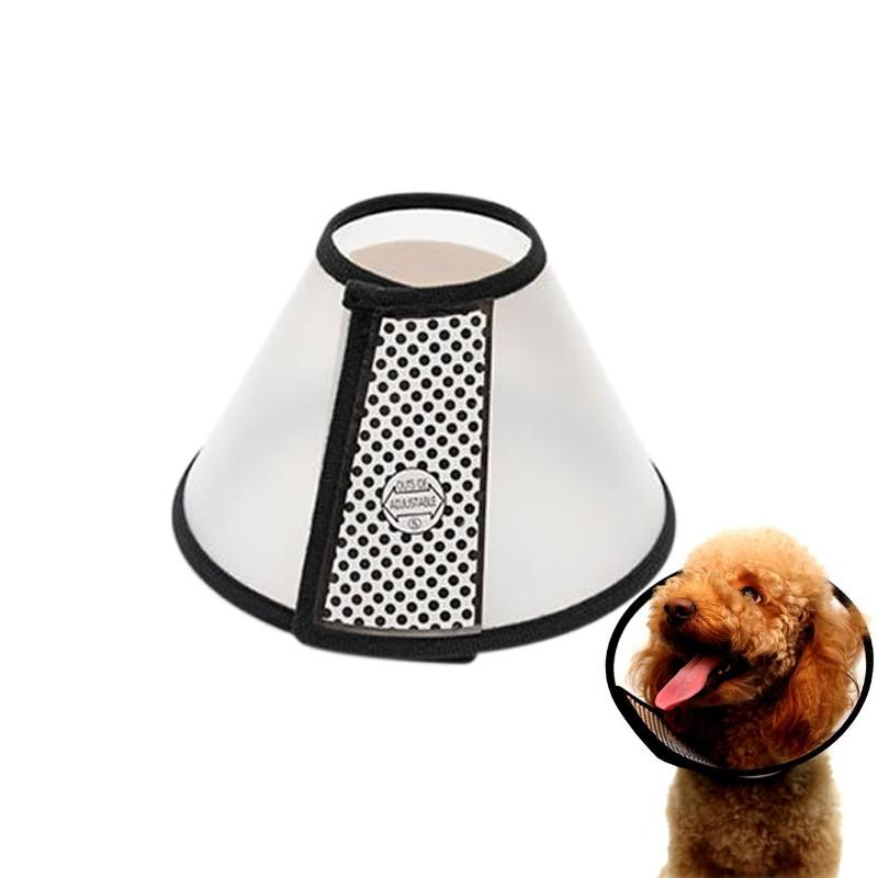 Pet collar neck protection pelindung leher kepala anjing kucing binatang peliharaan | Shopee Indonesia