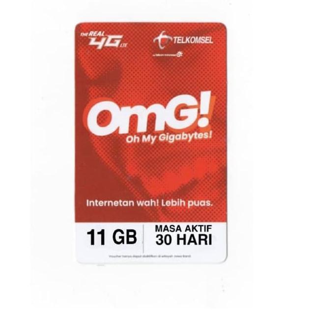 Model Baru' FO TELKOMSEL 9+2 TOTAL 11GB... ...