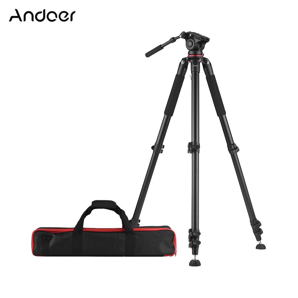 Harga Dan Spesifikasi Tripod Takara Eco 196a Plus Bag Holder Andoer Phone Mount Adapter And Handle Smartphone Bracket Kamera