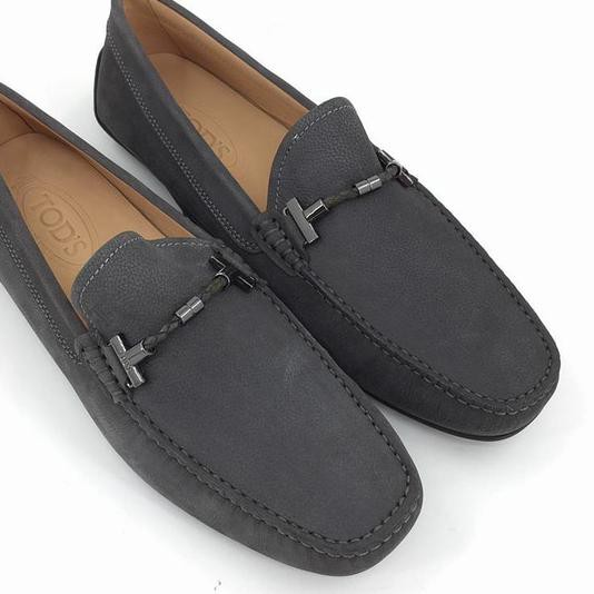 Berkualitas Jual Sepatu Tods Loafers Black Leather With Buckle Mirror  Quality Baru  9200b832db
