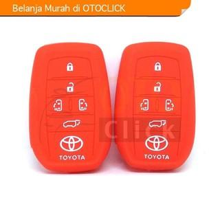 Kondom Kunci Silikon Remote Toyota All New Alphard Vellfire