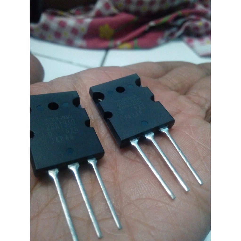 Transistor Sanken Original Japan 2sc2922 2sa1216 5dy Shopee Indonesia 200 Watt Power Amplifier For Car By