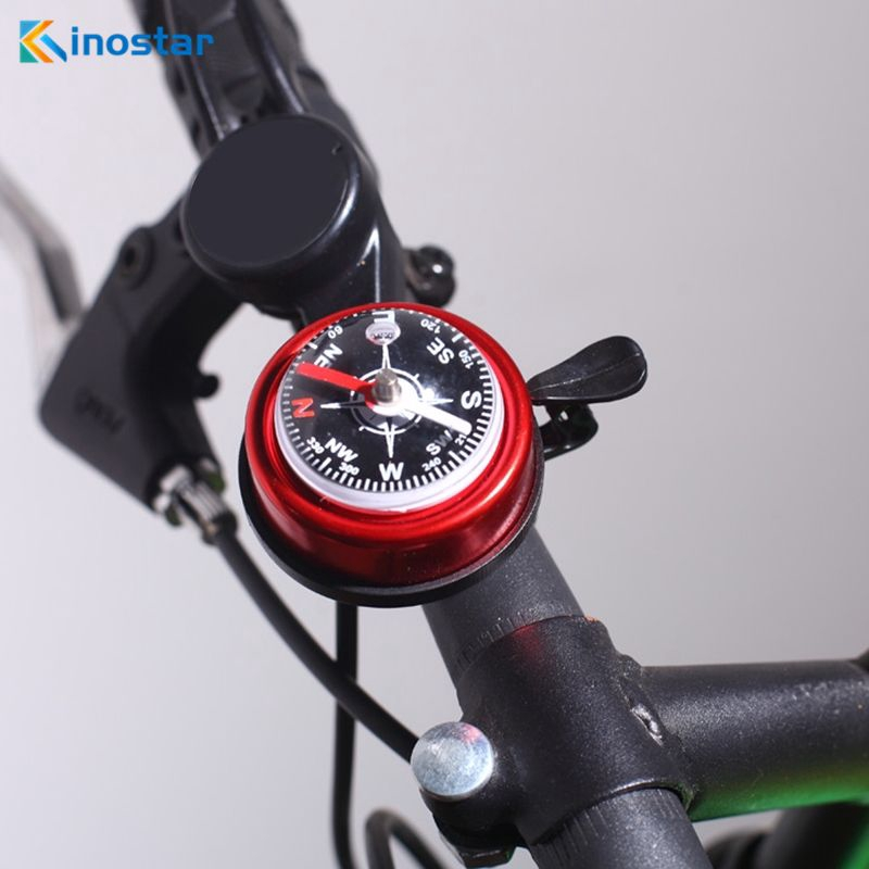 Bicycle Copper Bells Loud Mountain Bike Bell Road Bike Horn Compass Car Bell