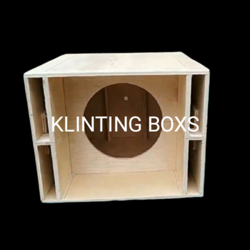 box speaker SPL 12 INC SINGGLE