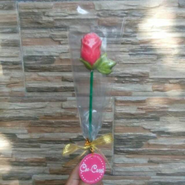 Coklat Valentine Bentuk Bunga Mawar Bisa Di Makan Shopee Indonesia
