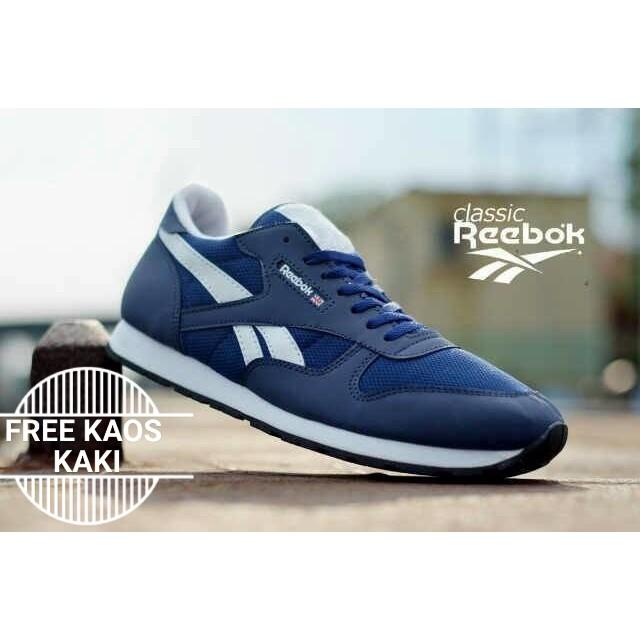 sepatu sport casual sneakers reebok classic sneakers murah best seller  terlaris 2019  bf25dc7383