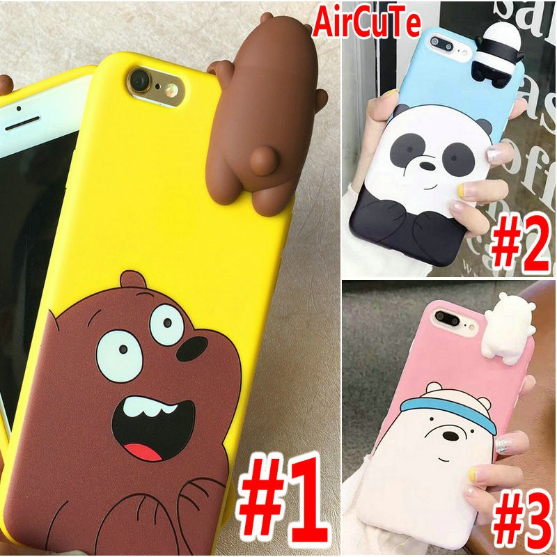 Kisscase iPhone 7 6 6S PLUS 5 5S Se Case Lucu Kartun Kucing Lembut Cover  Coque  6eb034473c