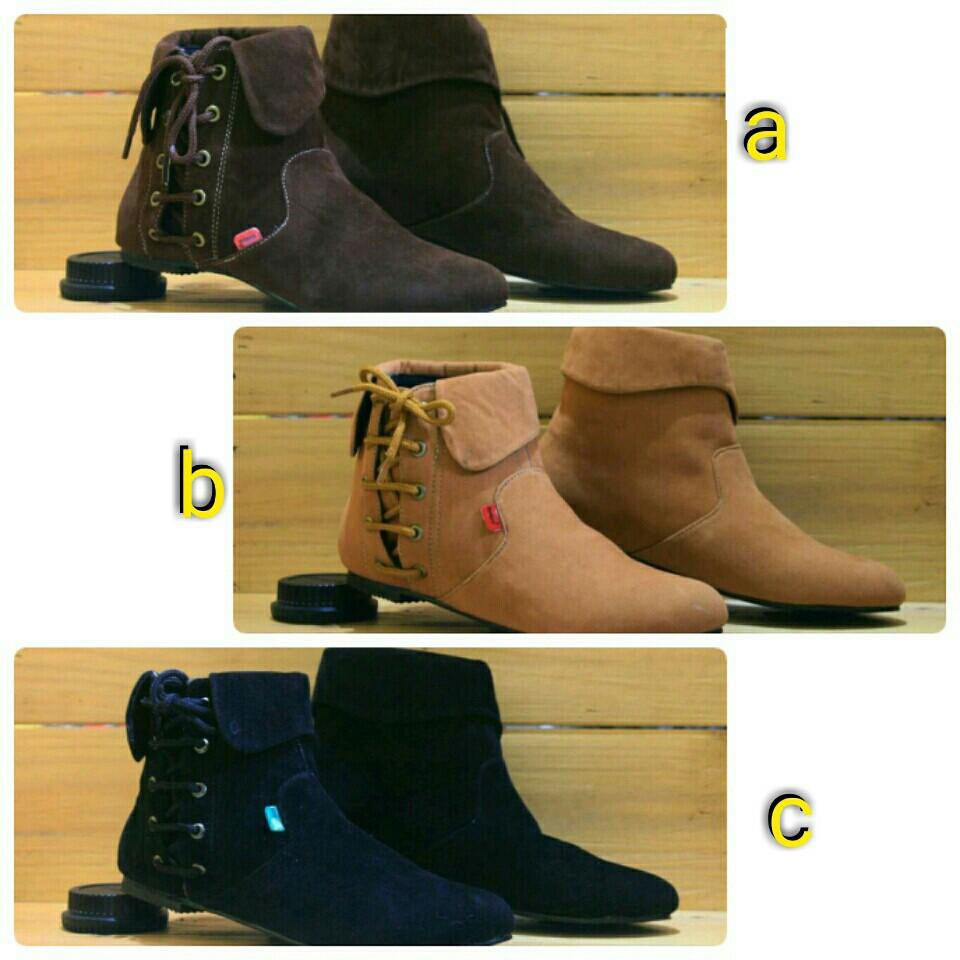 Sepatu Wanita Santai Casual Kerja Kantor Formal Murah Keren Obral Gamis Raindoz Bbr251 Sandal Lebaran Selop Slop Flat Shopee Indonesia