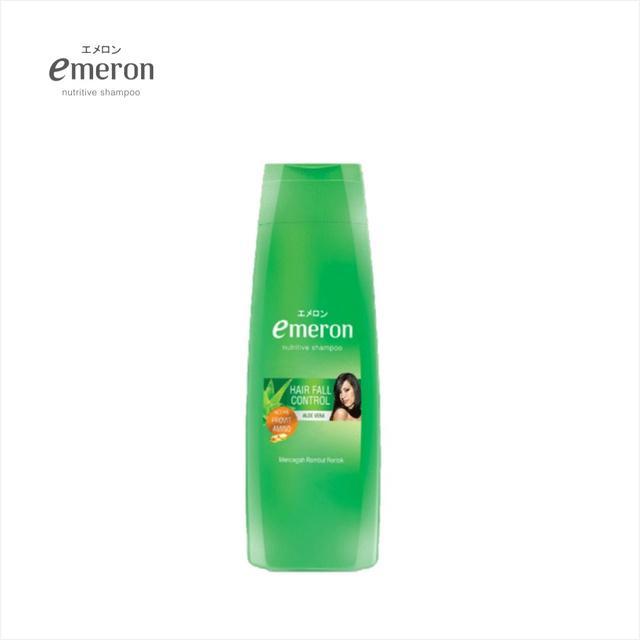 Emeron Shampoo Hair Fall Control Botol 340ml.-3