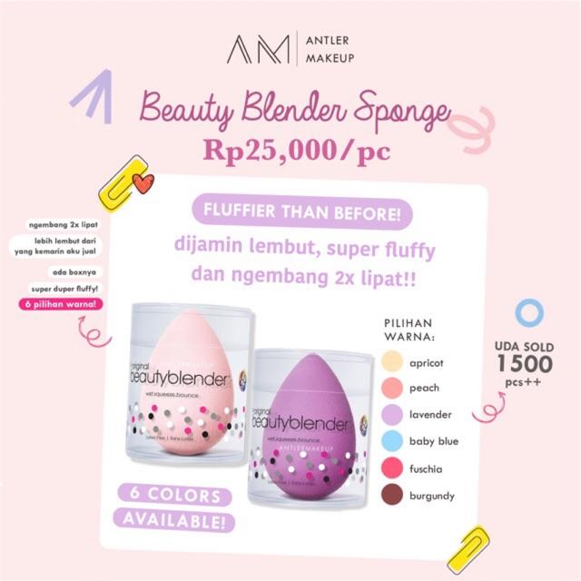 Toko Online Antler Makeup 2 Shopee Indonesia