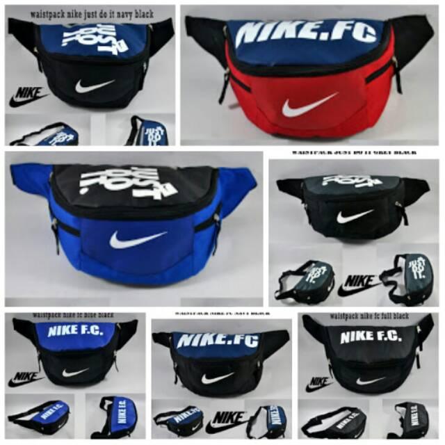 WAIST BAG NIKE - WAIST BAG JUST DO IT - WAIST BAG NIKE FC - TAS NIKE - TAS  SPORT  2c14ec787b