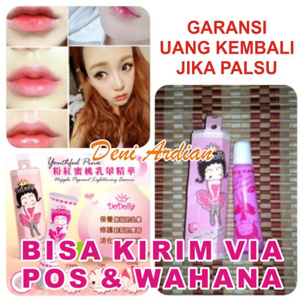 Pink Lady Pemerah Puting Payudara Memerahkan Dan Mencerahkan Bibir Awas Obat Palsu  Grosir Cream Gel Pelembab Soft Pria Wanita Asli Original Shopee Indonesia