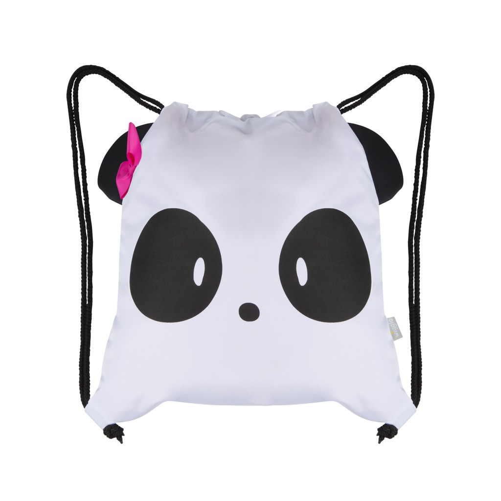 Wigglo Sling Bag Fluffy Rabbit Shopee Indonesia Round Pencil Case