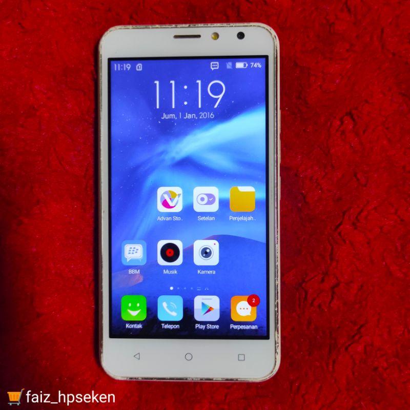 Advan S5E NXT Ram 1GB Hp Android Second Murah Normal Siap Pakai