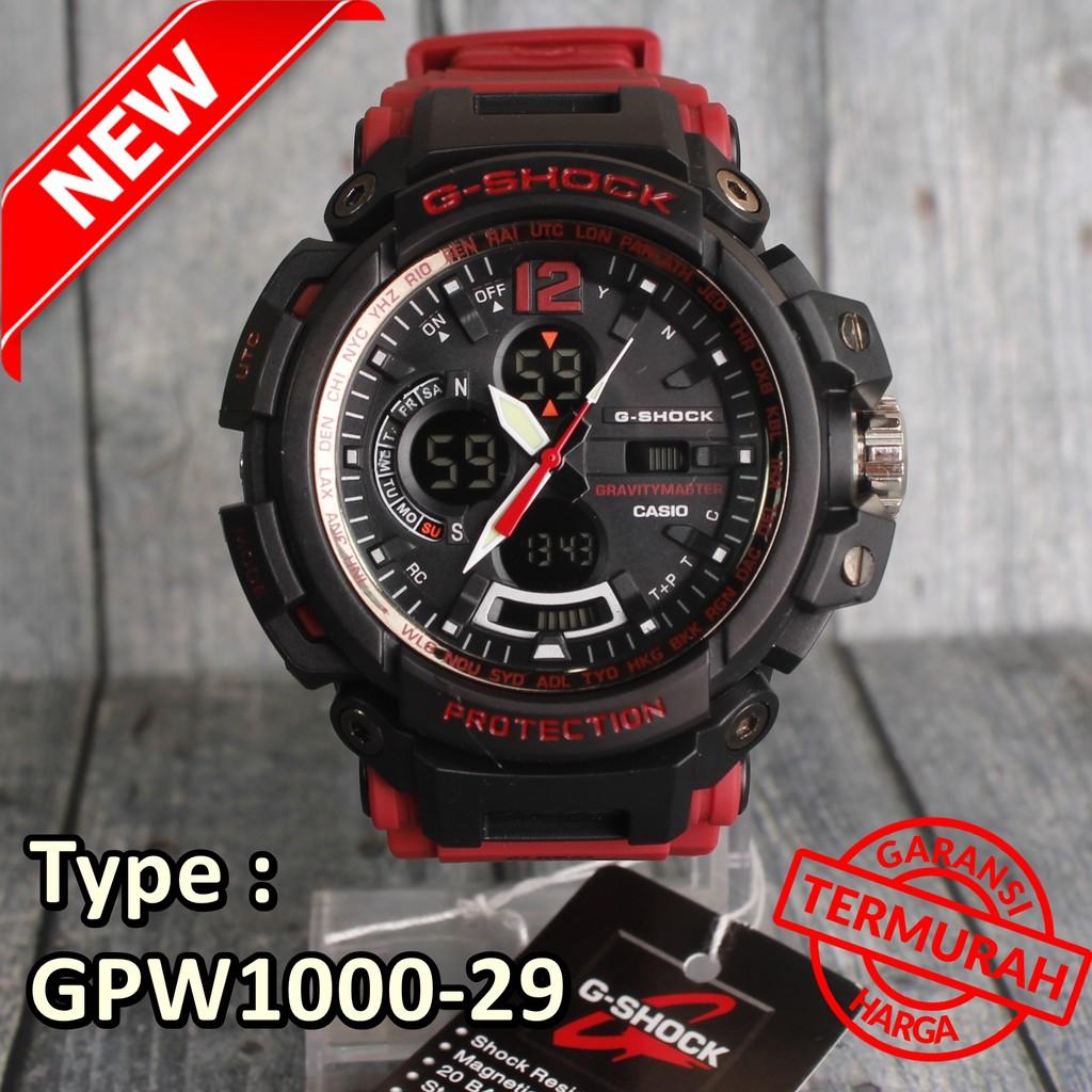 Jam Tangan Pria Casio G Shock Gst S120l 1b Garansi Resmi Original Dobel Time Tahan Air Black List Orange Shopee Indonesia