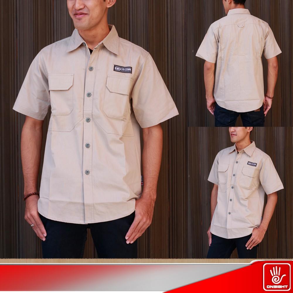 Kemeja Pdl Lengan Panjang Guardian Shopee Indonesia Flanel Pria Model Slimfit Modern Motif Flannel Kotak Monte Putih Xl