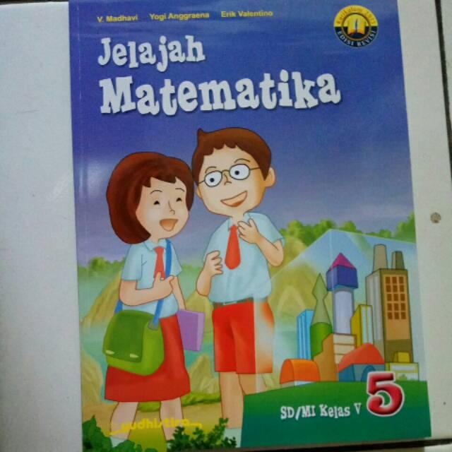 Jelajah Matematika Sd Kelas 5 Shopee Indonesia