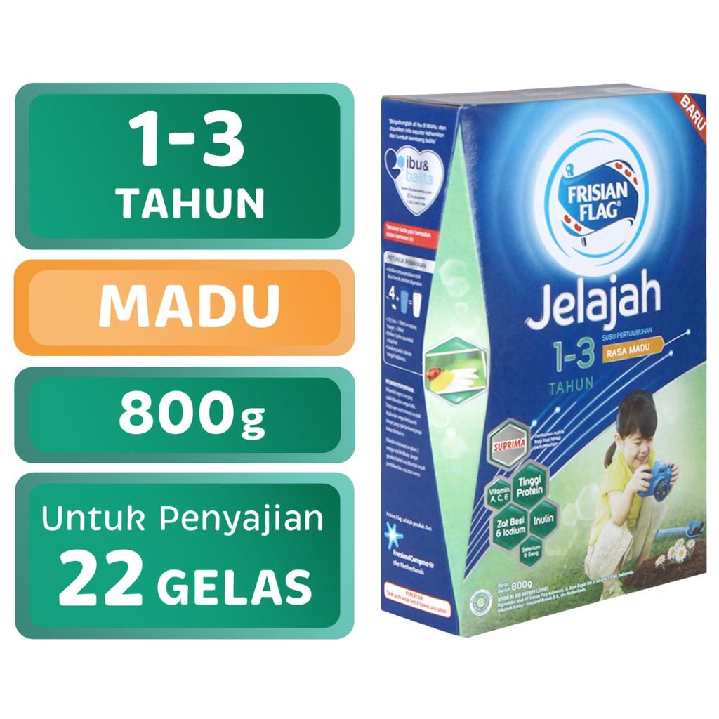 Frisian Flag Jelajah 1 3 Rasa Vanilla Madu Cokelat 800 Gr Sgm Eksplor Soya 5 Van Shopee Indonesia
