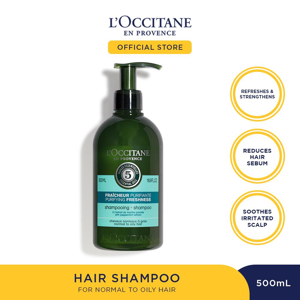 L'Occitane Aromachologie Purify Shampoo 500ml