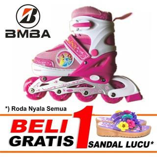 stok Sepatu Roda Anak Power Power Inline Skate SUPERB Model BAJAJ ... dd13c9d79c