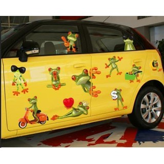 Stiker Dinding Motif Karakter Kartun Keroppi Kodok Dekorasi Ruang Kamar Anak Shopee Indonesia