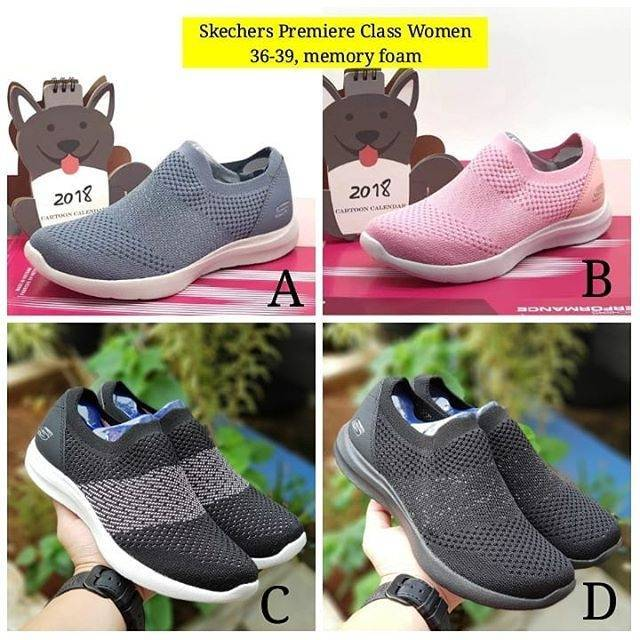 Sepatu Skechers DLT-A Women  d63c53fc3f