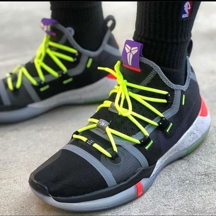 Sepatu Basket Nike Kobe Ad Exodus Ep Racer Blue Premium Original Shopee Indonesia