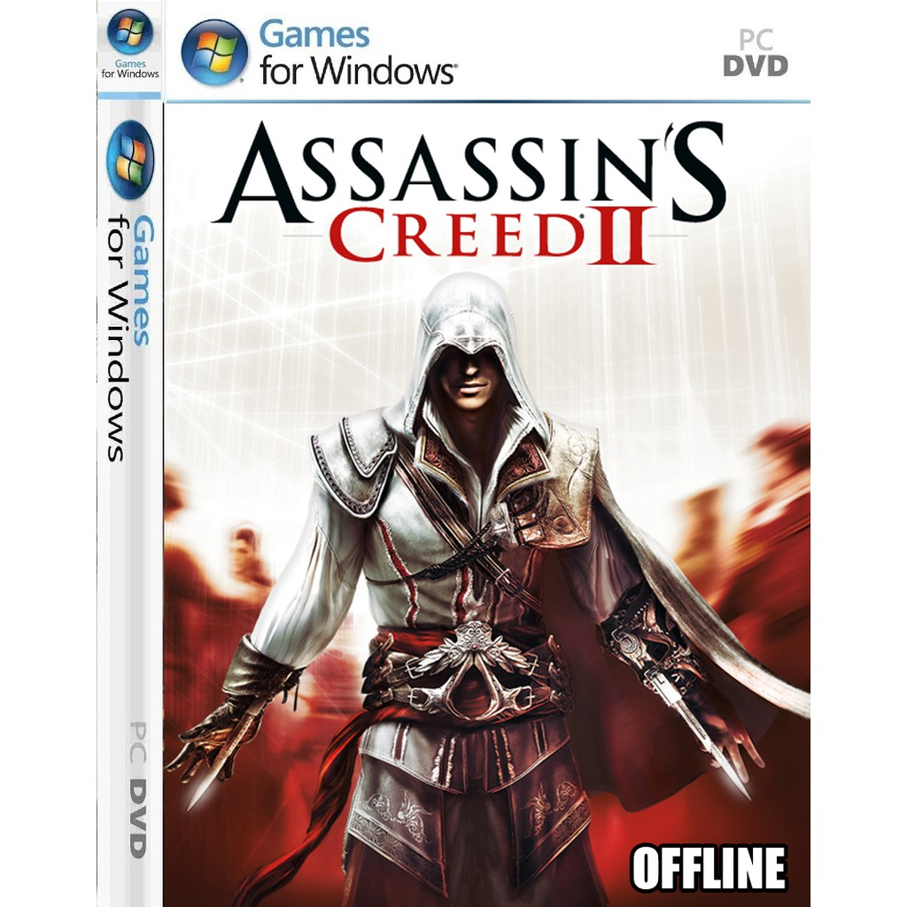 Assassin S Creed Ii Offline Shopee Indonesia