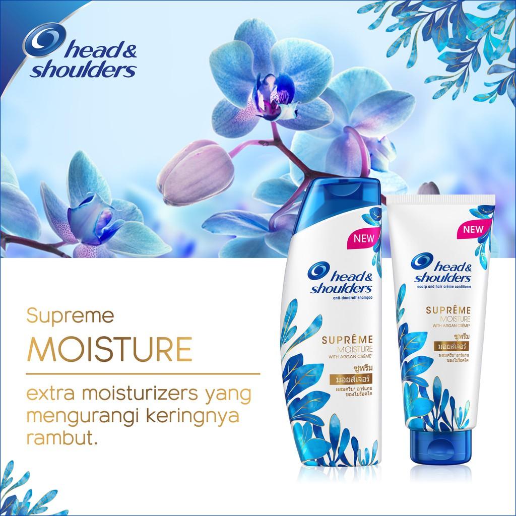 Head & Shoulders Shampoo Supreme Moisture Anti-Dandruff 480 ml-6