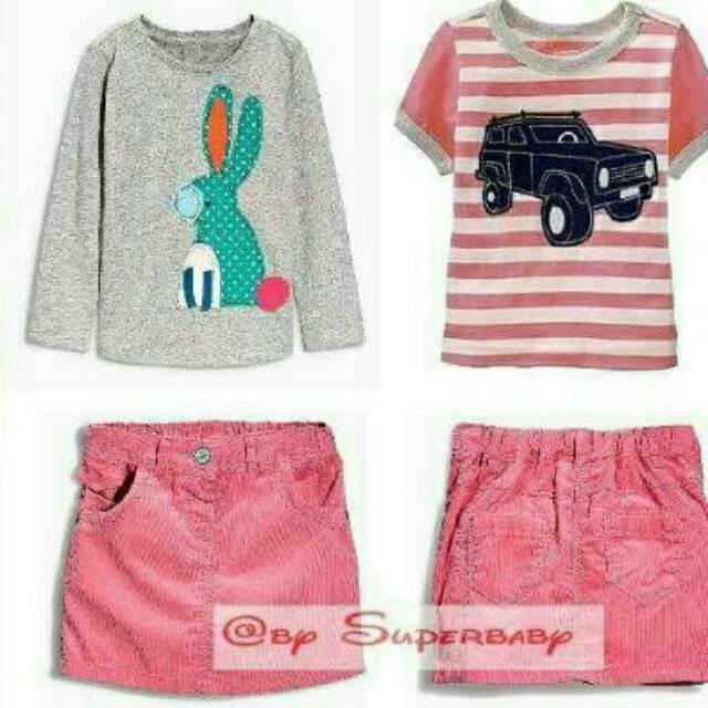 setelan+anak+pakaian+anak+perempuan+/+atasan+anak - Temukan