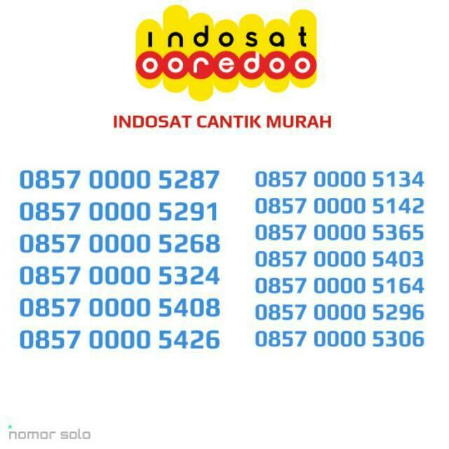 Perdana Nomor Cantik XL 4G Murah ABAB Couple HOKI 0819 3865 168 | Shopee Indonesia