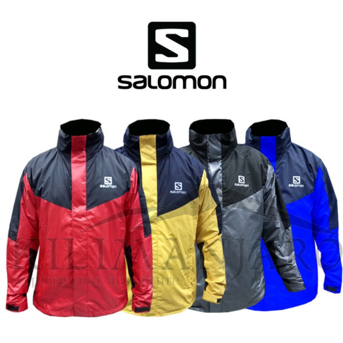 00267fe7d05 Jaket Salomon | Shopee Indonesia