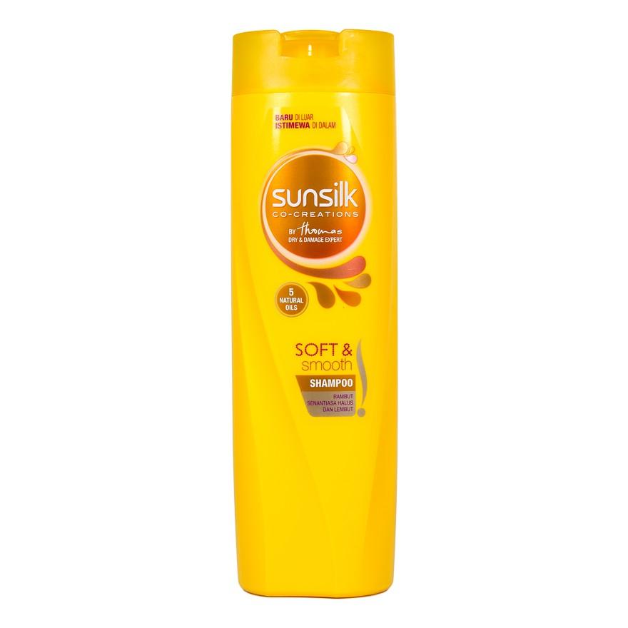 Sunsilk Shampoo Soft&Smooth 340ml-1