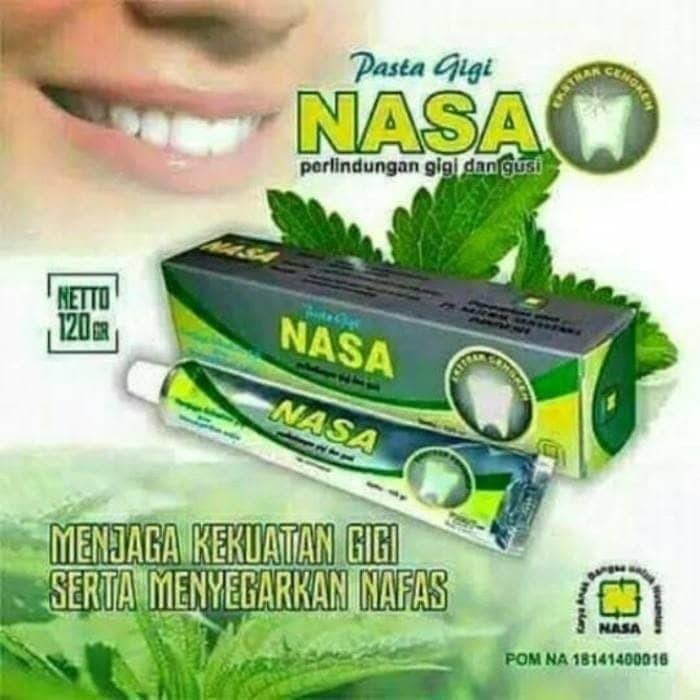 Pasta Gigi Herbal Hpai Pemutih Gigi Alami Shopee Indonesia