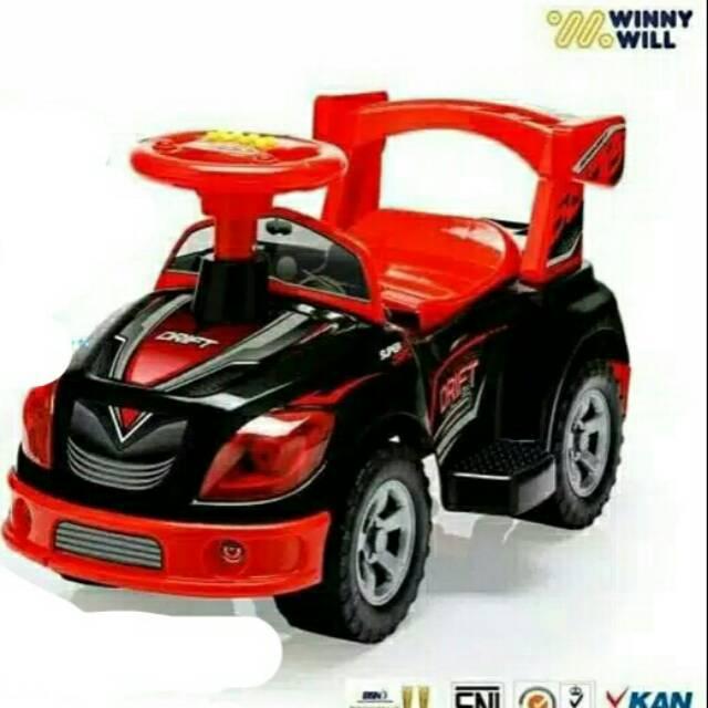 Mobil Dorong Mobil Mobilan Dorong Anak Mobil Bisa Di Duduki Shopee Indonesia